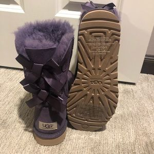 Brand New Purple Ugg Boots